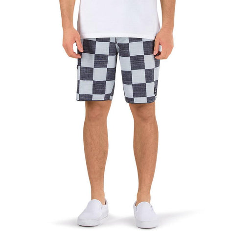 Vans Mixed Scallop Mens Boardshorts