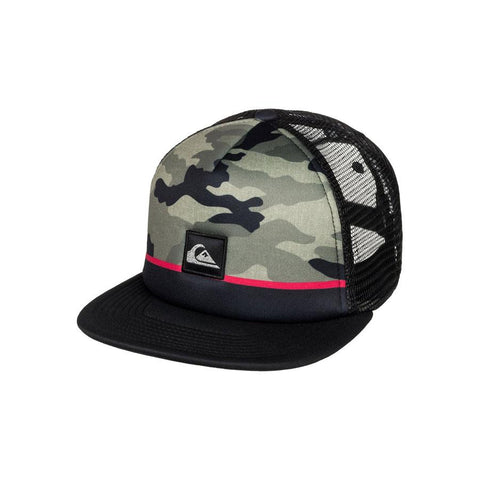 Quicksilver Freshness Youth Trucker Hats