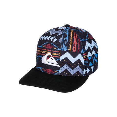 Quicksilver Fixtail Boys Snapback Hats