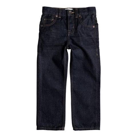 Quicksilver Sequel Rinse Aw Boys Jeans