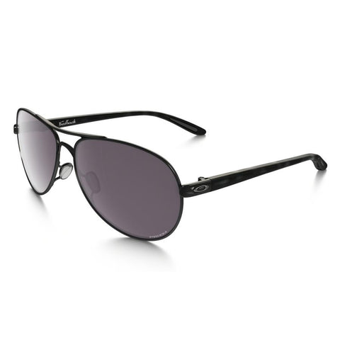 888392320537, OO4079-3459, FEEDBACK, POLISHED BLACK WITH PRIZM BLACK POLARIZED LENS, OAKLEY