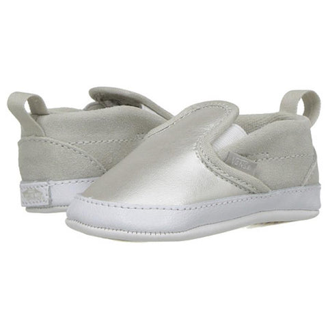 Vans Slip On V Crib Shoes