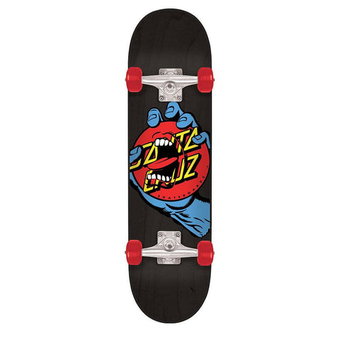 Santa Cruz Hand Dop Full Complete Skateboards