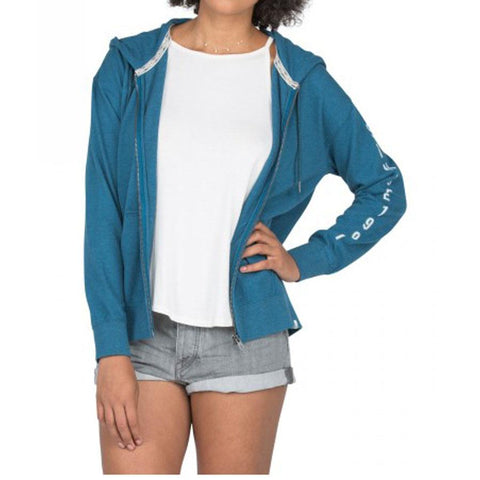 Volcom Summa Time Womens Zip Up Hoodies
