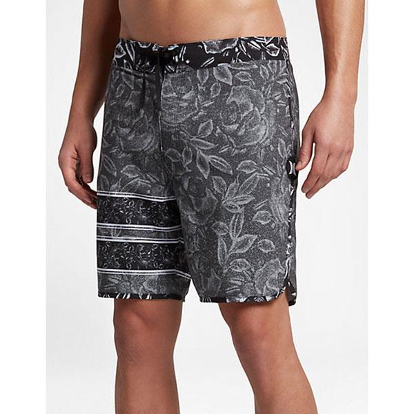 Hurley Phantom Block Party Rosewater Mens Boardshorts