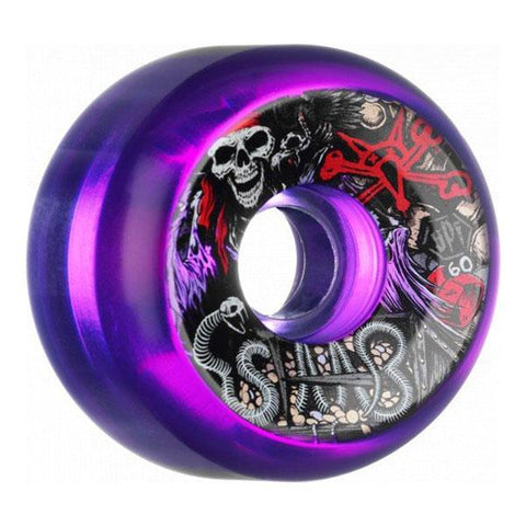 BONES WHEELS STAAB GHOST PIRATE 104A IN SKATEBOARD WHEELS - SKATE WHEELS