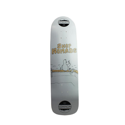 Nomads Chillin Seagull Skateboard Decks Pool