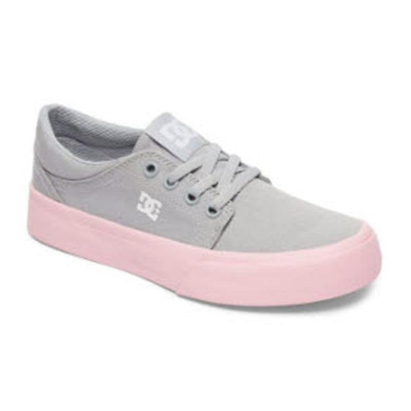 DC Trase TX Youth Skate Shoes