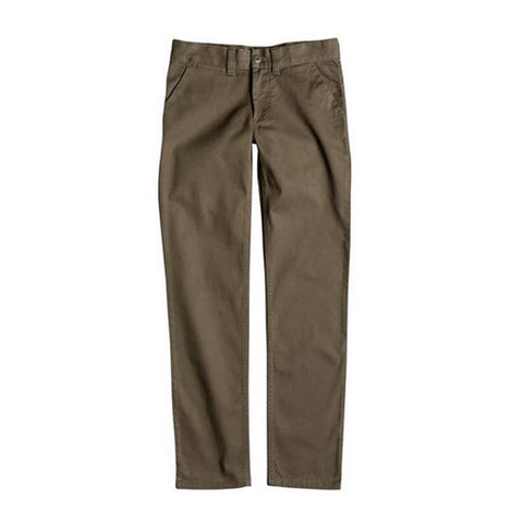 DC Worker Slim Chino Boys Jeans