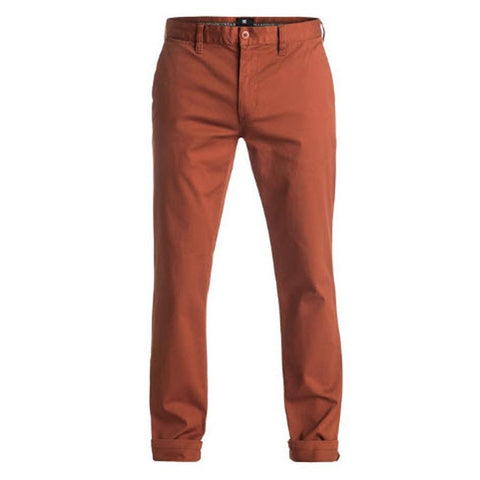 DC Worker Slim Chinos Mens Casual Pants