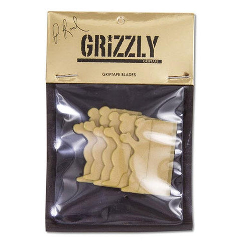 Grizzly Plastic Grip Tape Blade
