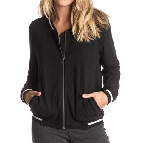 Roxy Beach Banks Bomber Womens Casual Jackets
