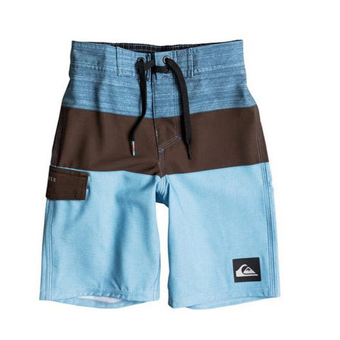 Quicksilver Everyday Blocked 14 Inch Boys Boardshorts