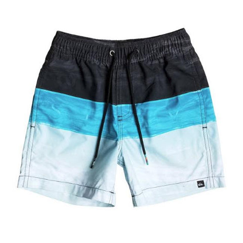 Quicksilver Word Waves 14 Inch Volley Boys Boardshorts