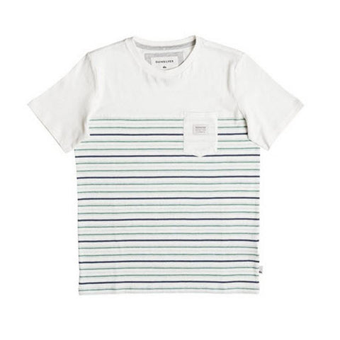 Quicksilver Full Tide Pocket Boys Tees