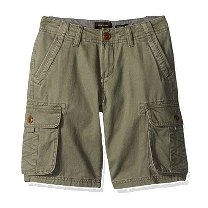 Quicksilver Everyday Dluxe Cargo Boys Shorts