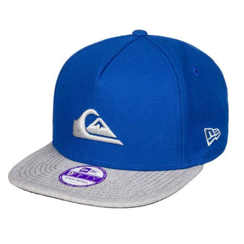 QUIKSILVER BOYS 8-16 STUCKLES SNAP SNAPBACK HAT IN YOUTH HATS - HEADWEAR - ACCESSORIES