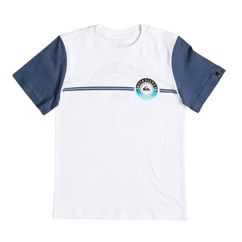 Quicksilver Golden Lines Boys Tees