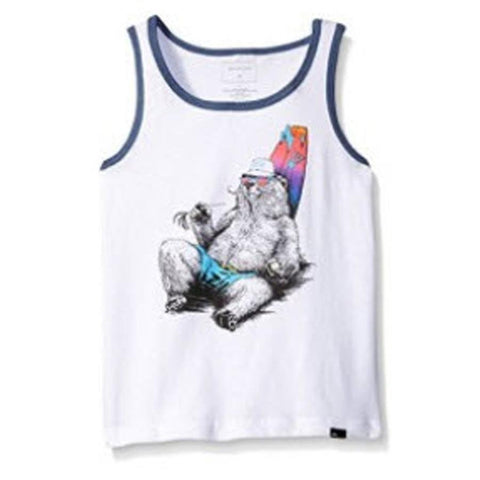 Quicksilver Local Mostly Boys Tanks