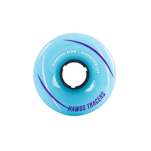 Landyachtz Tracer Hawgs 67MM Longboard Wheels Sets