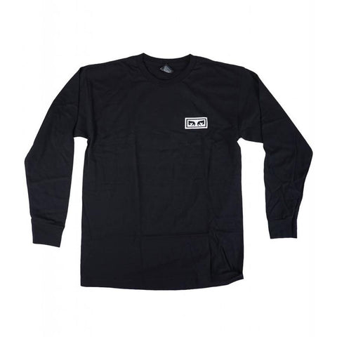 Obey No One Mens LS Tees