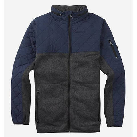 Burton Pierce Mens Fleece Soft Shell Jackets