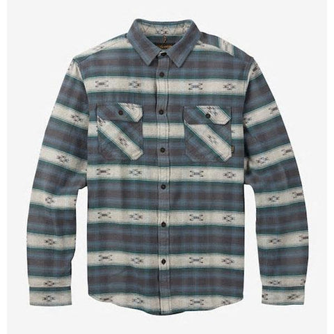 Burton Brighton Burly Mens Button Up Flannel Shirts