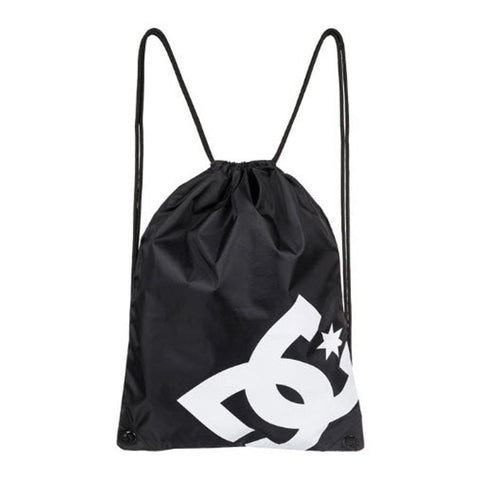 DC Cinched Drawstring School Backpacks