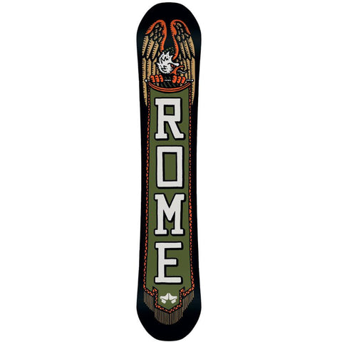 Rome SDS Crossrocket All Mountain Snowboards