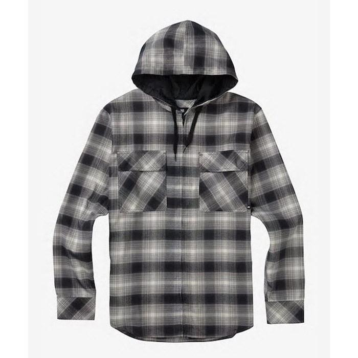 Burton Analog ATF Kaiden Mens Hooded Flannel Shirts