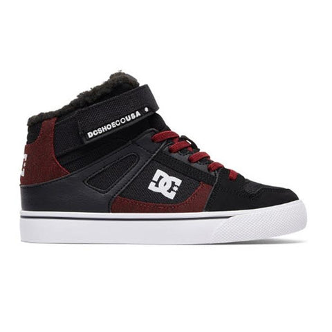 DC Spartan HI WNT EV Kids High Tops