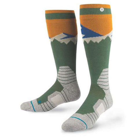 Stance Long Way Mens Snowboarding Socks