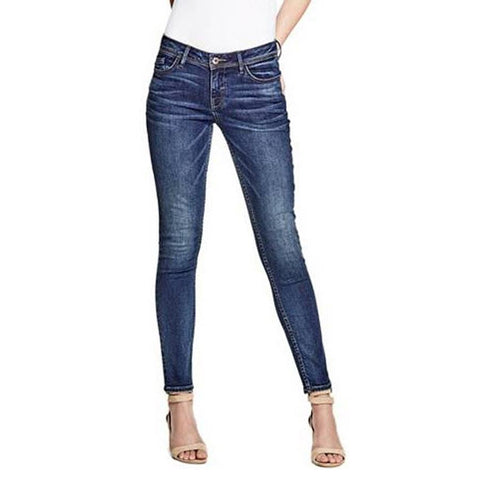Guess Low Rise Womens Skinny Jeans