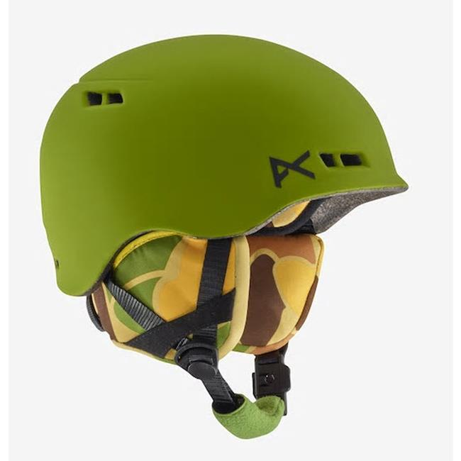 Anon Burner Youth Snow Helmets