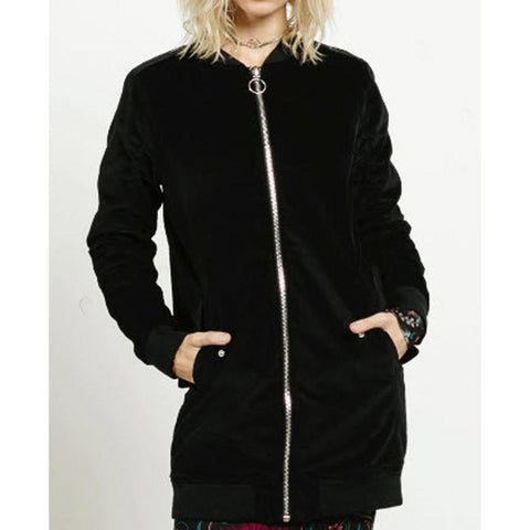Volcom Shir Thing Womens Casual Jackets