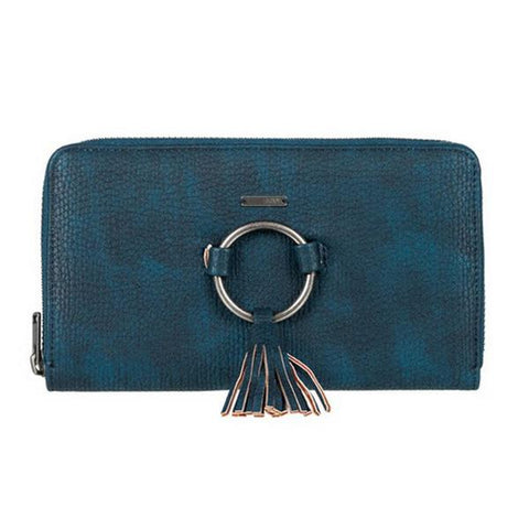 Roxy Lucky Me Womens Zip Wallets