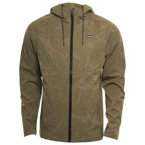 Hurley Project Stretch Mens Street Jacket