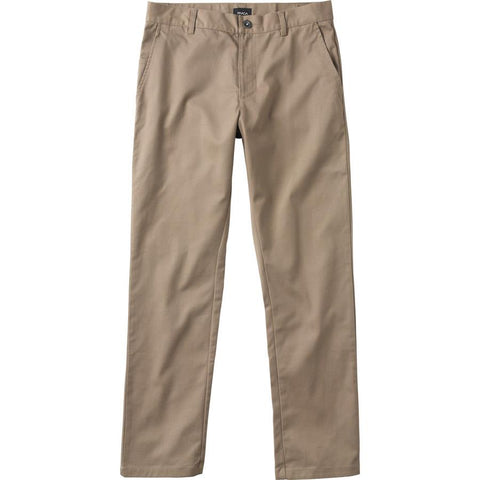 RVCA Weekend Stretch Pant Mens Casuals
