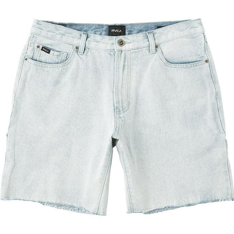 RVCA Work It Mens Denim Shorts