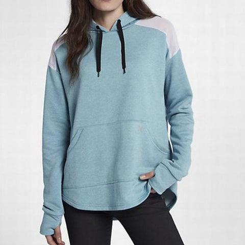 Hurley Dri-Fit United Womens Pullover Fleece Hoodies