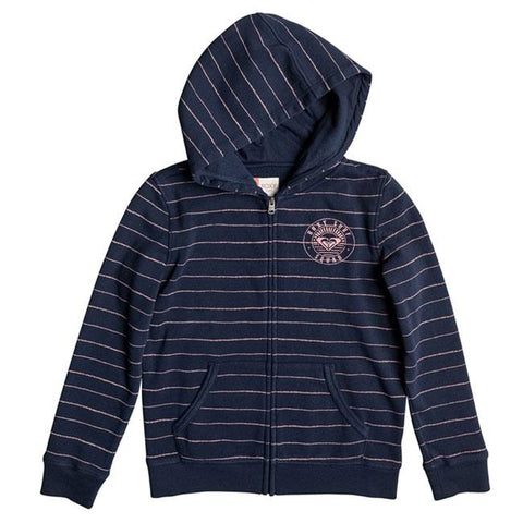 Roxy Lucid Dream Zip Up Girls Hoodies