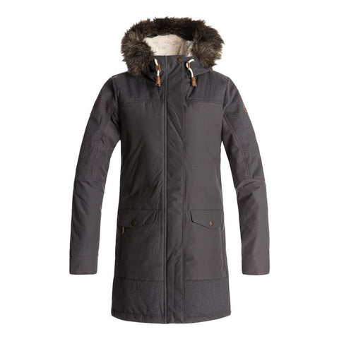 Roxy Tara Waterproof Hooded Parka Womens Jackets
