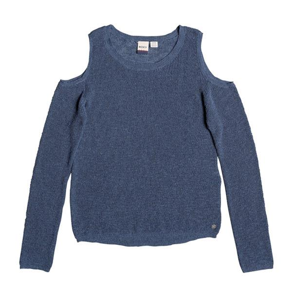 Roxy Unlimited Travel Cold Shoulder Womens Sweaters