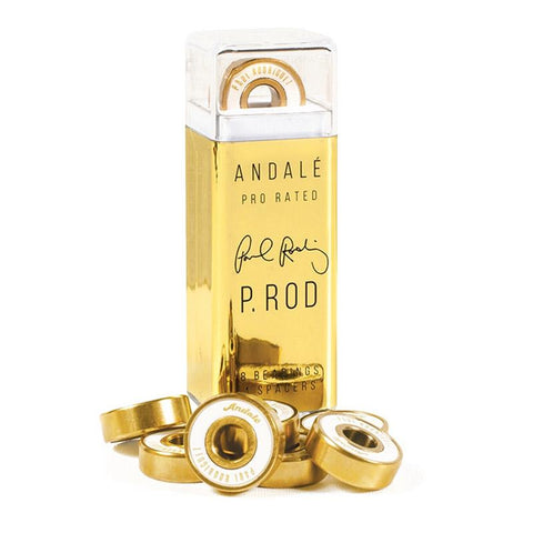 Andale Paul Rodriguez Pen Box Bearing For Skate Board