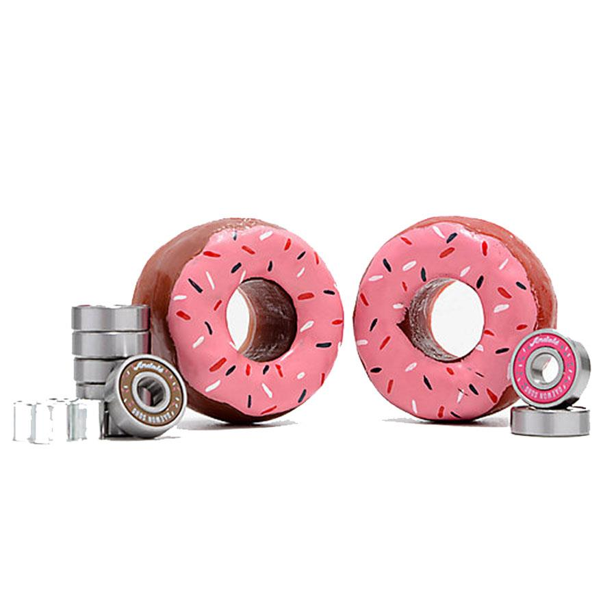 Andale Daewon Skateboard Donut Wax And Bearings