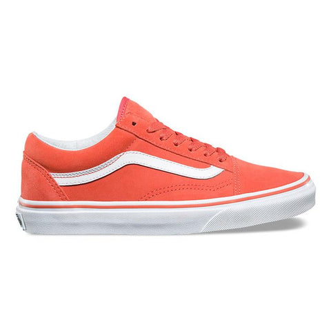 Vans Old Skool Suede Womens Skate Shoes