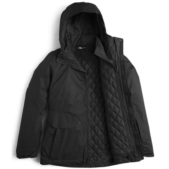 The North Face Thermoball Snow Triclimate Womens Insulated Jackets