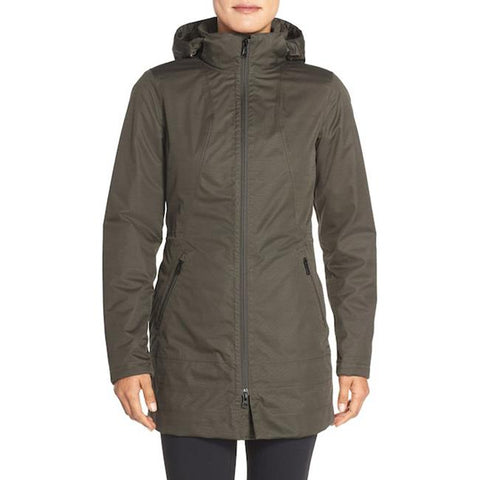 The North Face Insulated Ancha Parka Womens Jackets