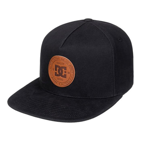 dc proceeder boy front view youth hats black