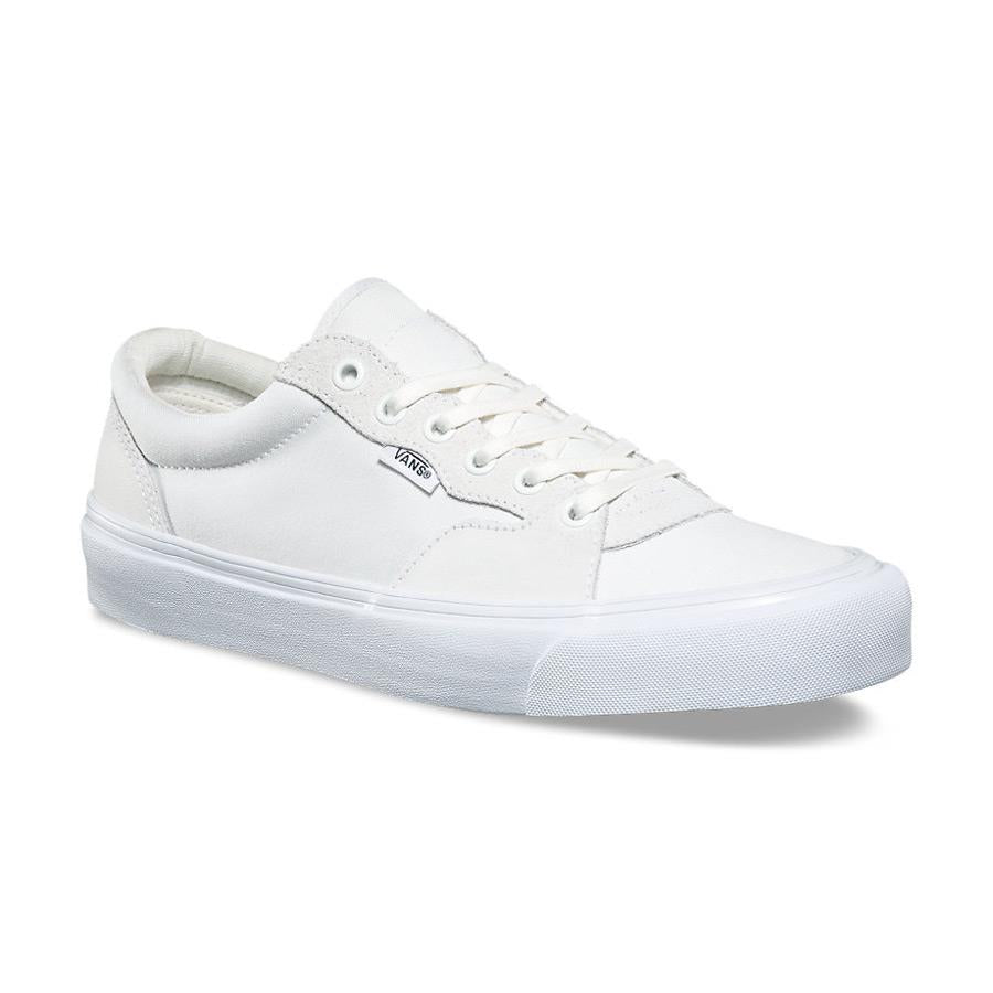 vans style 205 side view mens skate shoes white vn0a3dptr4f